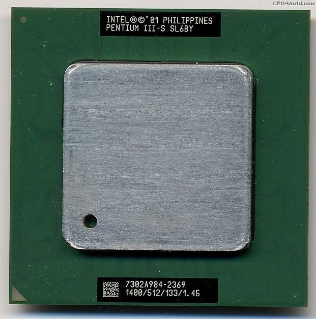 Intel Pentium III 1.4 GHz